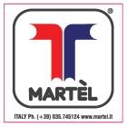 Martèl logo per adesivi